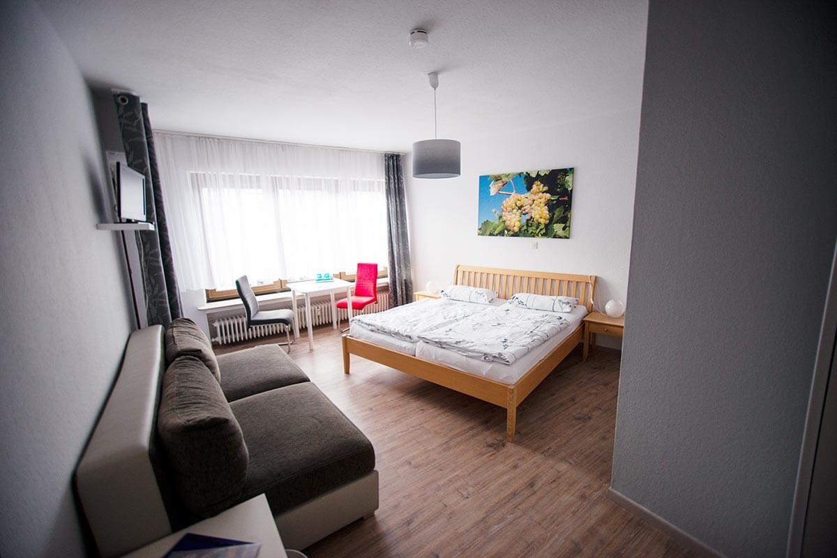 Pension Am Markt - Mosel-Zimmer-2